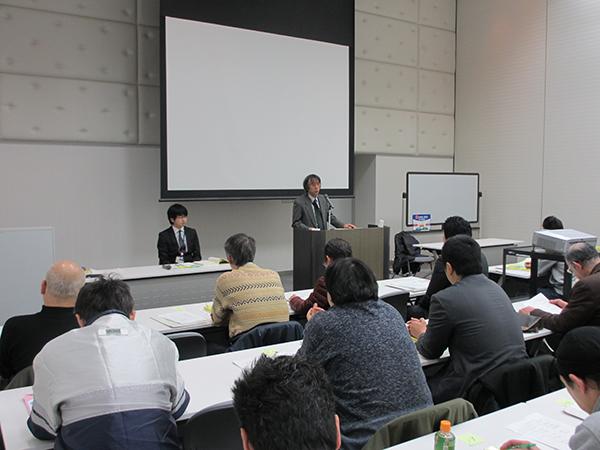 講義内容「食品に起因する健康被害」について  講師 福島県県中保健福祉事務所