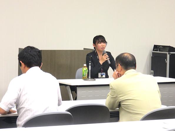 「食の安全は原材料のチェックから」「その記録がわが身もまもる」福島県保 保健福祉部食品生活衛生課